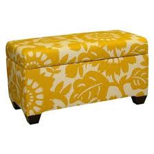 Yellow Ottoman Storage Amazing Of Yellow Storage Ottoman Best Ideas About Yellow Ottoman