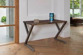 Modern Rustic Desk Modern Rustic Desk Y Legs X Legs Modern Desk Office Desk