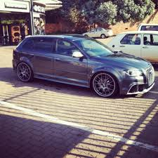 nardo grey rs3 nardo gray rs3 sportback by audi exclusive on display at grey rs3