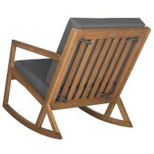 patio rocking chairs metal furniture how to make a wooden outside rocking chairs creative