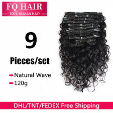 Cheap Human Hair Extensions Clip In Full Head by Popular Waves Clips Buy Cheap Waves Clips Lots From China Waves