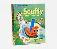 golden book scuffy the tugboat at buyolympia