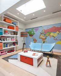 Decorative Bookshelves by World Maps For Wall Decoration With Decorative Bookshelves Ideas
