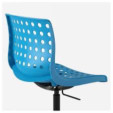 Ikea Office Swivel Chair Skålberg Sporren Swivel Chair Blue White Ikea