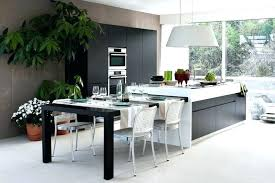 kitchen island with pull out table pull out kitchen table contemporary kitchen ideas kitchen
