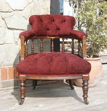 Deep Armchair Deep Buttoned Tub Armchair Stock Item 2009