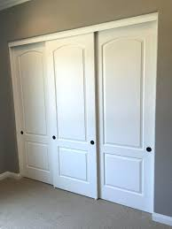 Best Sliding Closet Doors Large Sliding Closet Doors Gallery For White Sliding Closet Door