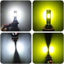 nissan altima life expectancy 2x h8 30w cob led fog lamp driving light bulb for nissan juke