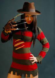 freddy krueger costume miss freddy krueger costume ebay