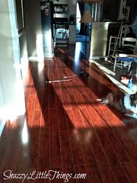 Red Laminate Flooring Diy Laminate Floor Installation