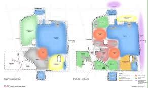 Flamingo Las Vegas Map by Plan Details Unlv Campus Master Plan University Of Nevada Las