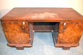 Schreibtischplatte Kaufen Art Deco Schreibtisch Nussbaum B158xh78xt78 U2013 Artdeco Depot