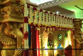 wedding stage decoration jayaram thirumana nilayam puducherry