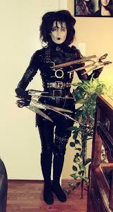 edward scissorhands costume edward scissorhands costume