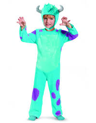 sully costume sully child costume s 4 6 walmart