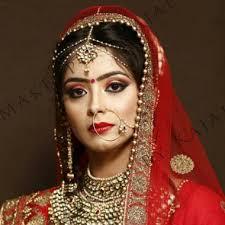 makeup bridal gallery freelancer makeup artist in delhi makeup by kajal