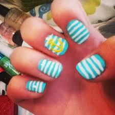 easy cute nail design ideas easy nails pinterest ideas home