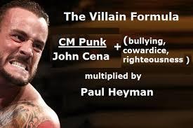 Cm Punk Memes - wwe the heel formula is part cm punk part villainy bleacher report