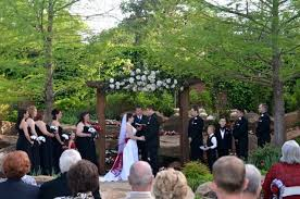 wedding venues in okc outdoor wedding ceremony dominion house weblog