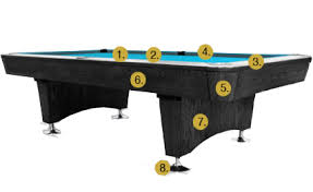 Diamond Pool Table The Professional Drop Pocket Table