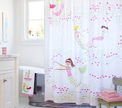 Vintage Mermaid Shower Curtain - 40 pieces of mermaid decor that will have you and your home swooning