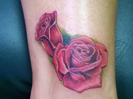 rose buds tattoos
