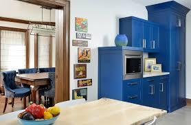 blue kitchen cabinets toronto toronto blue kitchen renovation