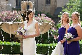 wedding flowers manchester purple wedding flowers for an oxford college wedding fabulous
