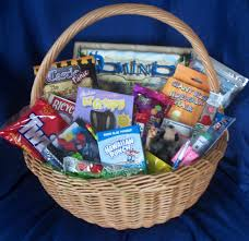 easter gift baskets for adults children s and easter gift basket all about and