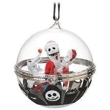 limited edition bauble skellington ornament seasonal