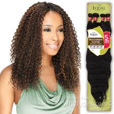 weave jerry curls hairstyle freetress equal synthetic weave brazilian jerry bundle curl 4pcs