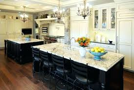 how to finish the top of kitchen cabinets white marble kitchen island white kitchen island with black top