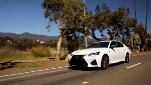 lexus gs200t uk 2016 lexus gs f driving footage youtube