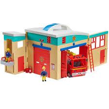 fireman sam pontypandy fire station playset toys
