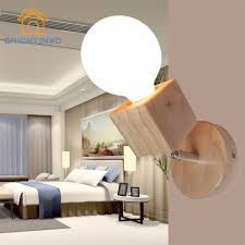 Wall Mounted Lights For Bedroom Online Get Cheap Wood Wall Mount Lamp Aliexpress Com Alibaba Group