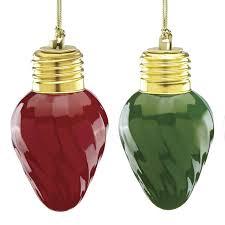 lenox mini vintage light bulb ornaments 2017 ornaments