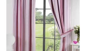 Ready Made Children S Curtains Pink Tab Top Blackout Curtains Nrtradiant Com