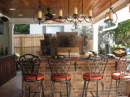 Rustic Outdoor Kitchen Ideas Rustic Outdoor Lighting Ideas For Your Rustic Porch And Patio Area