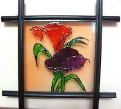 Thanksgiving Window Paintings Diy Glass Painting Patterns Ideas