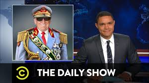 donald trump america u0027s african president the daily show youtube