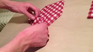 Pliage Serviette Papier Poinsettia by Comment Plier Une Serviette En Papier Pliage De Serviette Le