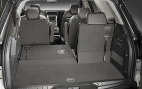 gmc yukon trunk space 2007 gmc acadia information and photos zombiedrive