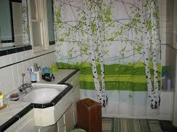 Modern Family Bathroom Ideas Mitchell S Bathroom My Kaiku Shower Curtain Should I