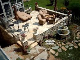 flagstone patios rocha construction silver spring md