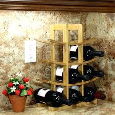 wine rack amazing diy wine storage ideas glass top wine rack