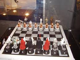 fantasy chess set the coolest science fiction and fantasy chess sets in the world