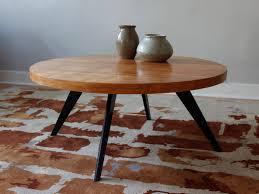 lane mid century modern coffee table best mid century coffee table lane modern round reprodu thippo