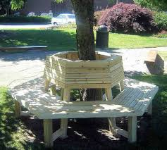 Bench Around Tree Plans Woodwork Tree Benches Wood Pdf Plans