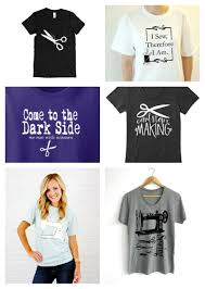 themed t shirts 15 t shirts for the sewing enthusiast beatnik kids