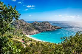 St Barts Map by St Barts Photo Gallery St Barths Online